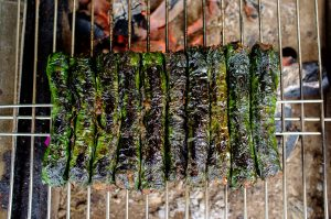 How To Make Grilled Beef Wrapped In Lolot Leaves