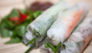 How To Make Cool Spring Roll