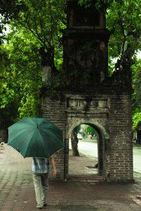 Romantic Streets Of Hanoi