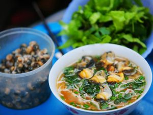 How to make vermicelli with snails