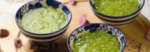 How To Make Green Rice Sweet Soup