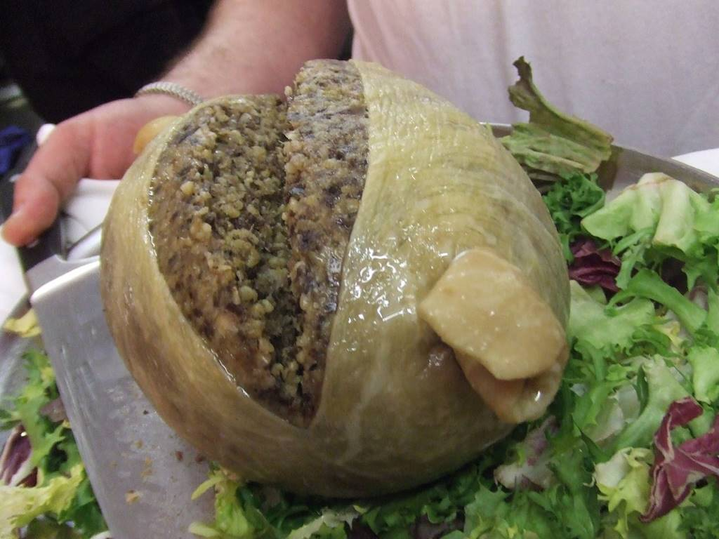31 Weirdest Foods Around The World