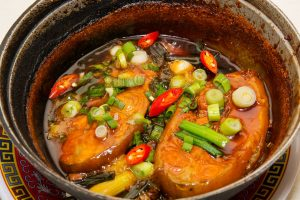 How To Make Cooked Goby