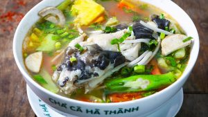 How To Make Fish Sour Soup (Northern Dish)