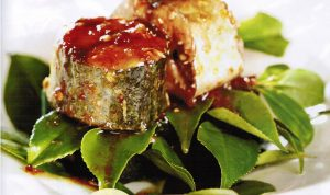 How To Make Mackerel Cooked With Tea