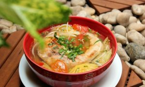 How To Make Southern Fish Sour Soup