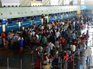 Vietnam Airlines Suggests Passengers To Check-in Early At Noi Bai Airport