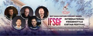 Vietnam International Finger-Style Guitar Festival 2017