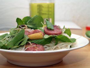 Vietnamese Fermented Pork Roll