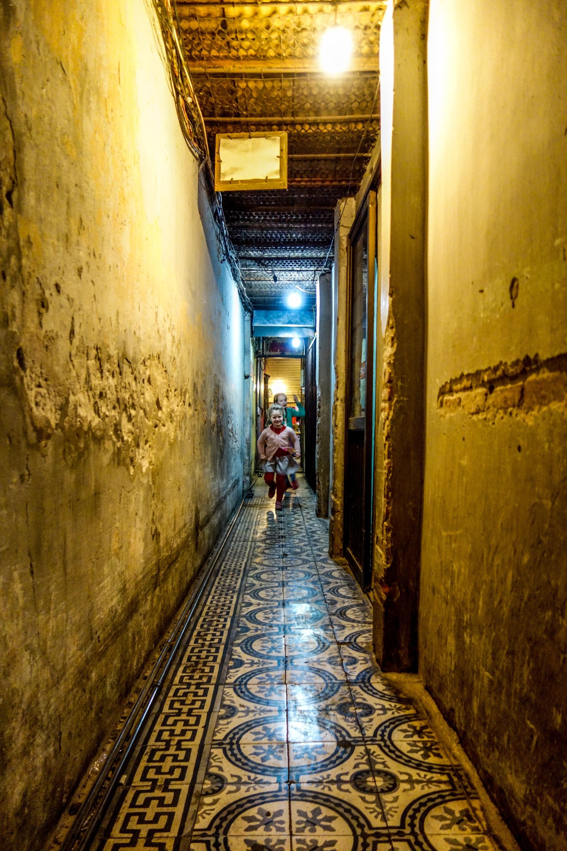 Walking Through Hidden Hanoi's Alley - Ha Food Tours