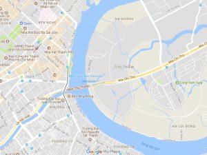 Saigon Closes Roads For ASEAN's 50th Birthday Celebrations