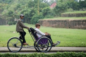 Hue City To Bans Vehicles From Backpacker Area On Weekend Nights