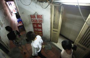 Hidden Hanoi's Alley