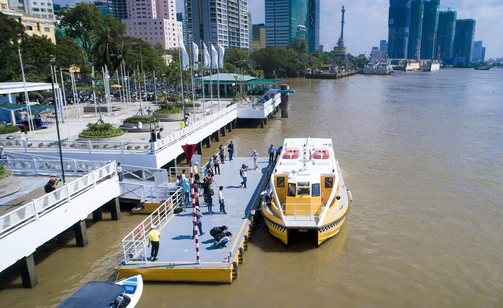 Photos: Saigon's First River Bus Line - Ha Food Tours
