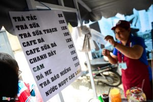 Street Food Zone To Open In Saigon