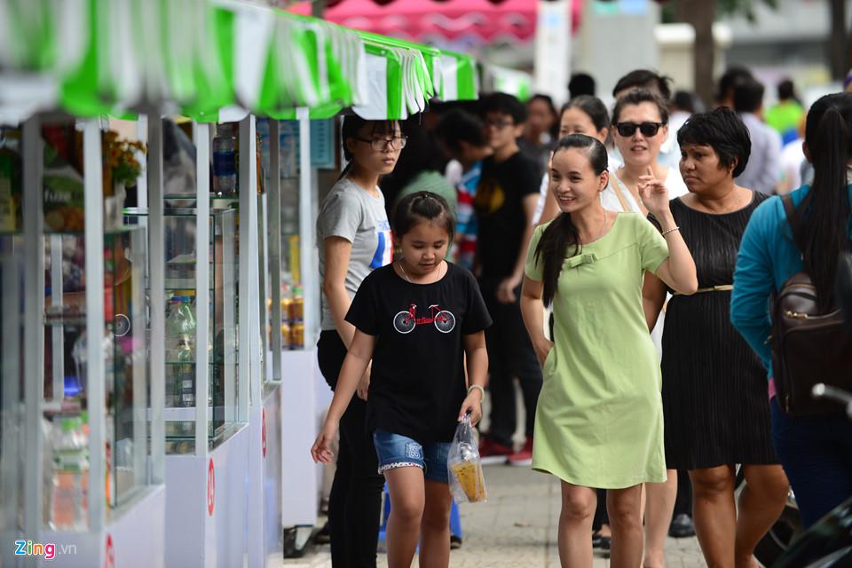 Street Food Zone To Open In Saigon - Ha Food Tours