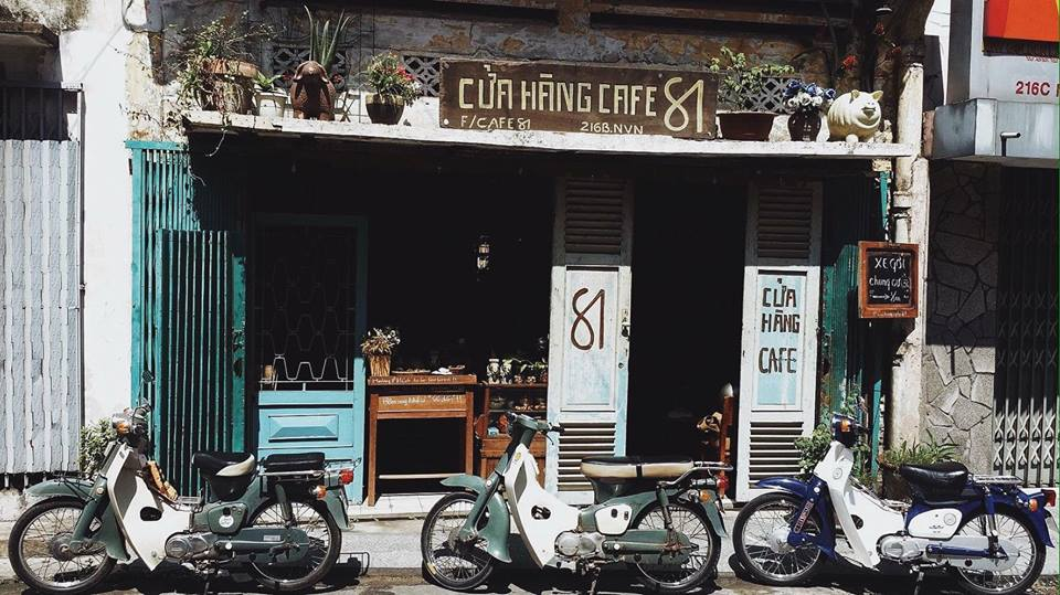 Time Machine: 7 Retro Saigon Cafes Bring You Back To The Past