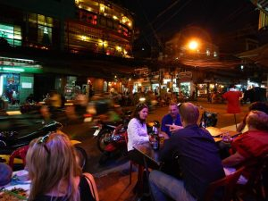Saigon Plans New Walking Streets In Backpacker District