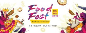 Ho Chi Minh City To Organize 2nd Food Fest 2017
