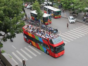 Hanoi Double-decker Bus Tour To Opens Before Tet