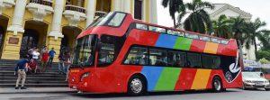Hanoi Double-decker Bus Tour To Opens Before Tet
