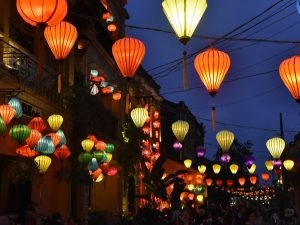 Hoi An Town Is Ready For The New Year