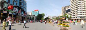 Ho Chi Minh City Light Festival On New Year Eve