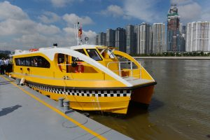 Ho Chi Minh City's First River Bus Offer Free Trail For 10 Days