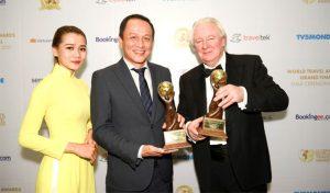 World Travel Awards: Vietnam Airlines Wins Big