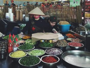Vietnamese Food Festival Draws The Crowds In Moscow