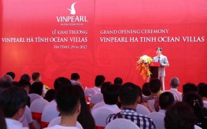 First Five-star International Hotel Opened In Ha Tinh