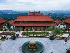Yen Tu Pagoda Require Ticket From 2018