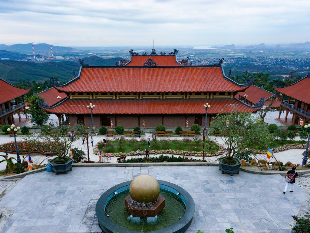 Yen Tu Pagoda Require Ticket From 2018 - Ha Food Tours