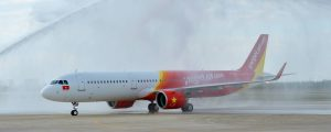 First Airbus A321neo Joins VietJet Fleet