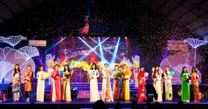 Ao Dai Festival Is Held In Ho Chi Minh City