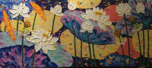 Hang Trong Folk Painting Exhibition In Hanoi