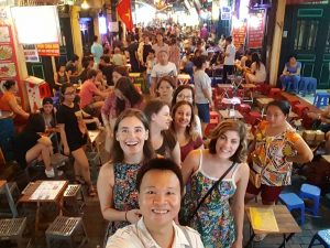 Private Hanoi Street Food Tour With Mr.Ha